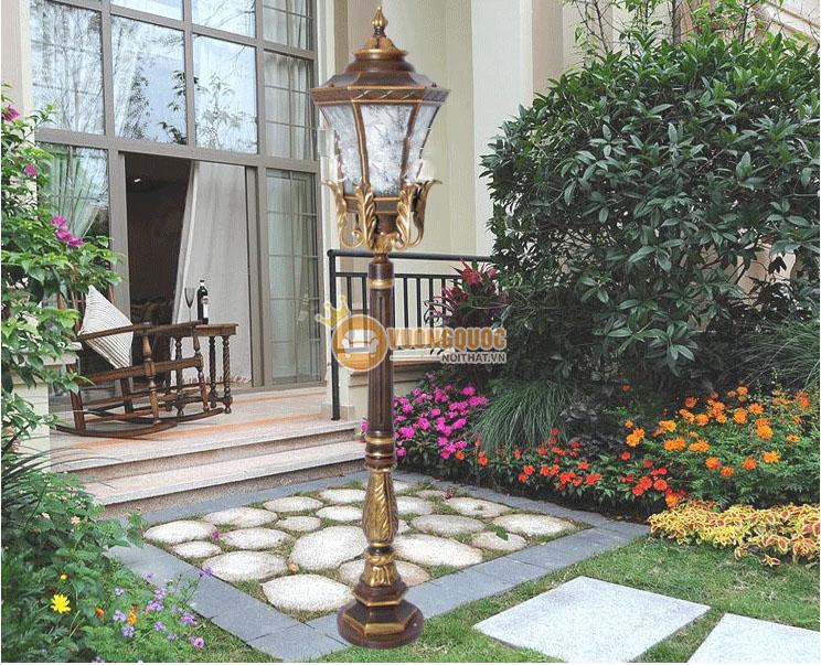 Đèn cây trang trí cảnh sân vườn ROL453