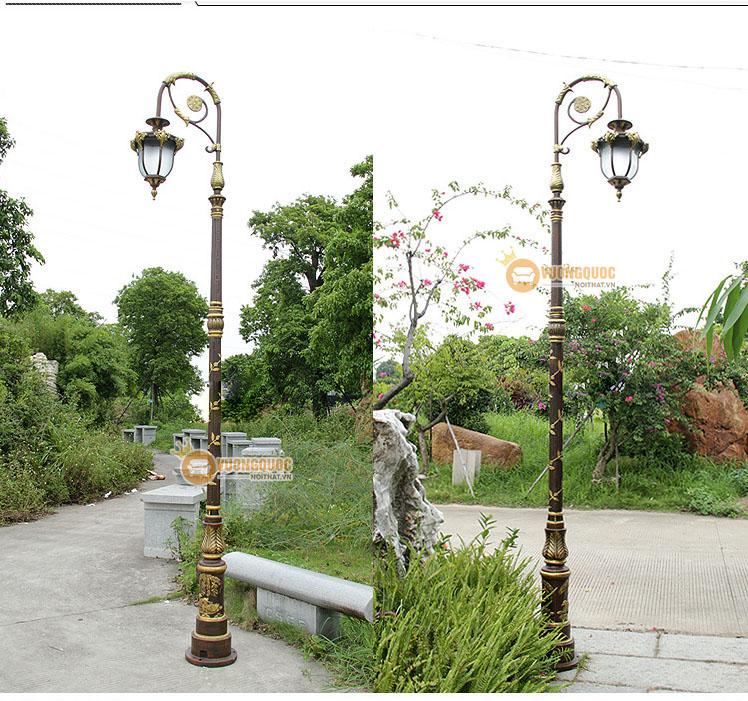 Đèn cây trang trí phong cách hiện đại ROL461