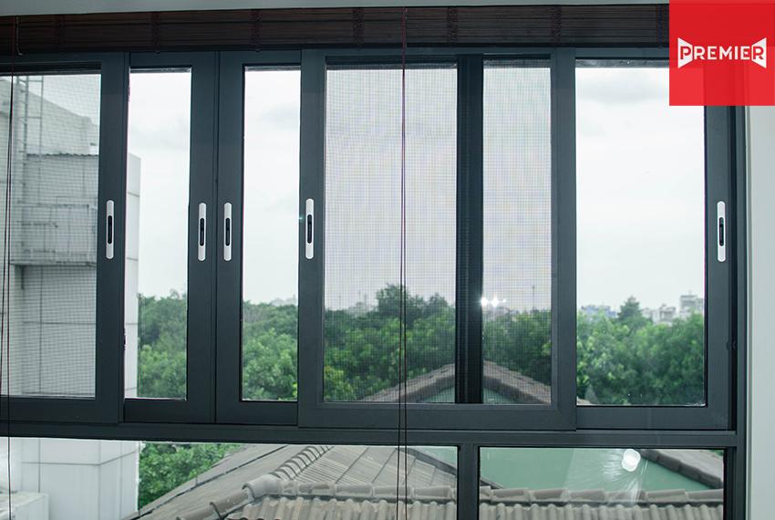 Cửa sổ nhôm 4 cánh - Giải pháp không gian đẹp
