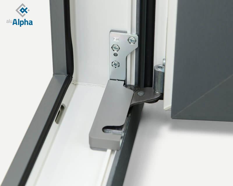 Sử dụng loại nhôm thanh nào khi làm cửa