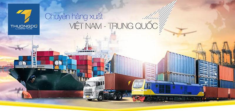 Dịch vụ xuất nhập khẩu Trung - Việt